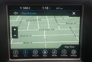 "2015 - 2020 CHARGE CHALLENGER, 300 UAQ 8.4"" NAVIGATION CARPLAY ANDROID AUTO GPS"