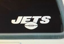 NEW YORK JETS 2019 helmet Vinyl Decal