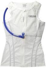 Camelbak RaceBak Women's 70 oz Hydration Pack Small White Silver