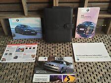 2002 BMW M5 OWNERS MANUAL + ///M FAST FREE PRIORITY SHIP  (((BUY OEM)))