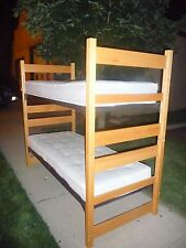 SINGLE or BUNK BEDS OVER 150 IN STOCK - MATTRESSES TOO! - CAN SHIP! MAKE OFFER
