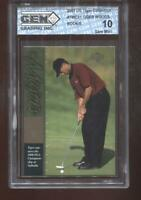 Tiger Woods RC 2001 UD Tiger Collection #TWC21 The Masters Rookie GEM MINT 10
