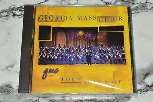 NEW - Georgia Mass Choir (GMC) - They That Wait (CD, 1999) -- (Please Read)