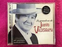 JUANITO VALDERRAMA 2 x CD LA GRANDEZA CANCIONES INOLVIDABLES CON DOLORES ABRIL