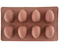 Plain Egg Easter egg Chocolate Cake Cookie Silicone Baking Mold Mould Decorating