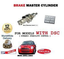Per MINI ONE COOPER S D 1,6 R50 R53 R52 2001-2007 NUOVO DSC FRENO MASTER CYLINDER