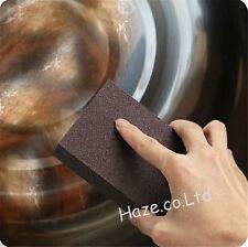 Magic Cleaning Nano Emery Rust Focal Stains Rub Sponge Pot Dish Washing Scouring