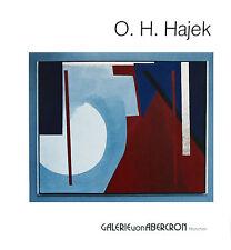 Otto Herbert Hajek: Dynamischer Bildraum.  Katalog Plastiken und konkrete Kunst