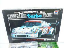 NEW Nitto Kagaku Porsche Carrera RSR Turbo Model Car Kit 1/24 Scale
