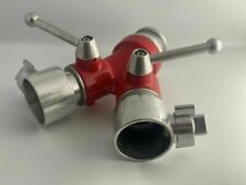 More details for fire service hose controlled dividing breech - new!