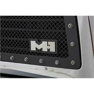 Smittybilt M-1 Wire Mesh Grille Black for Toyota Tundra 2010-2011