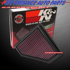 """""""IN STOCK"""" K&N 33-2401 HI-FLOW PANEL AIR INTAKE FILTER 2008-2011 FORD FOCUS 2.0L"""
