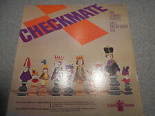 THE LEMON PIPERS  1910 FRUITGUM CO   CHECKMATE   LP   447