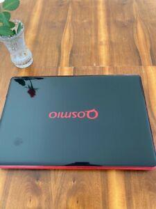 toshiba x500 qosmio laptop, user manual,chardger, 4 discs recovery