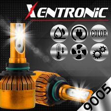 XENTRONIC 9005 HB3 H10 LED headlight Kit Cree 60W 7600LM 9140 9145 6000K Bulb