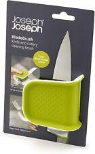 Joseph Joseph BladeBrush Knife and Cutlery Cleaner - Green