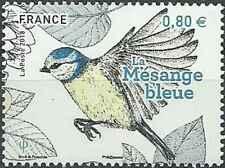 Timbre Oiseaux France ** année 2018 (30504)