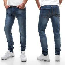 Jeans da uomo blu