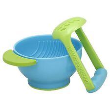 Nuk® Mash & Serve Bowl For Making Homemade Baby Food 78963