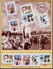 TIMBRE FRANCE NEUF 2000 Le siècle au fil du timbre sport y&t BF29