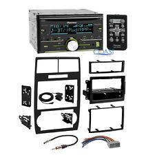 Pioneer USB Sirius Xm Stereo Dash Kit Harness for 2005-07 Dodge Magnum Charger