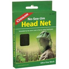 Coghlans No See Um Head Net - Made Of Ultra-Fine Mesh/Insects, Mosquitoes, Etc