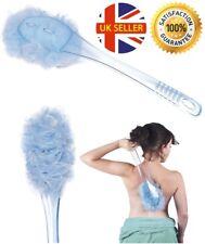 Long Handled Back Exfoliating Scrubber Sponge Brush Loofah Cleaner Bath Shower