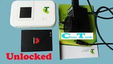 Unlocked Huawei E5372T 150Mbps 4G WiFi Modem LCD Antenna Port 3500mAh