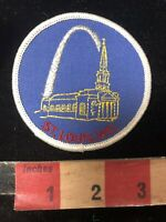 Unknown Building & Architecture ST. LOUIS ARCH Missouri Patch 99C6