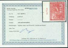 Deutsche Briefmarken der sowjetischen Besatzungszone mit BPP-Fotobefund aus der sowjetischen Besatzungszone Postfrische