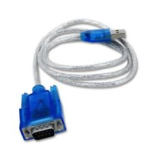 USB to RS232 COM Port Serial PDA 9 pin DB9 Cable Adapter
