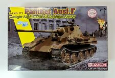 Dragon #6917 1/35 Panther Ausf.F w/Night Sight and Air Defense Armor