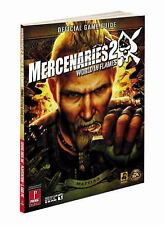 Mercenaries 2: World in Flames: Prima Official Game Guide (Prima Official...