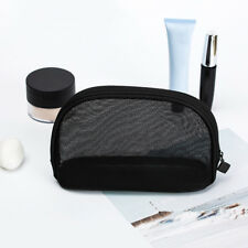 Women Mesh Bag Travel Cosmetic Bag Makeup Case Pouch Toiletry Organizer