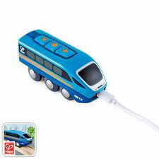 Hape E3726 Télécommandé train en bois bébés enfants Jouet Age 3 ans +
