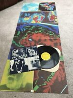 THE ROLLING STONES Emotional Rescue LP with Poster Canadian issue XCOC16015