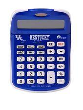 University of Kentucky Wildcats  Solar Powered Calculator ~ New in Pkg