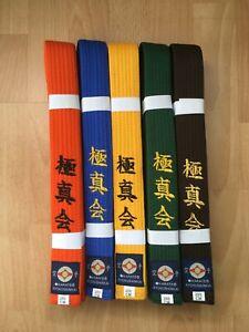 Kyokushin Karate Belt, Kyokushinkai Belt