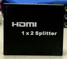 Monster Cable JHIU0020 2 Way Splitter 1 each