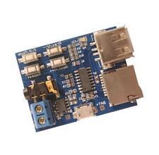 TF card U disk MP3 Format decoder board amplifier decoding audio Player module N