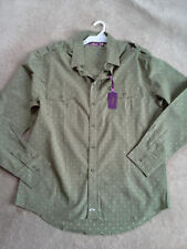 AKOO QUALITY MADE MEN'S SHIRT SIZE XL NEW WITH TAGS