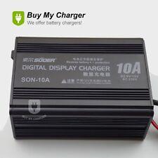 6V/12V 10A Smart Car Motorcycle Battery Charger Lead Acid Battery Charger 220V