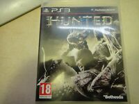PS3 HUNTED THE DEMONS FORGE PAL ESPAÑA