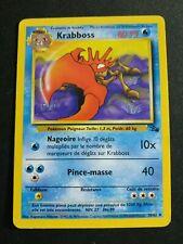 Cartes Pokemon set Fossile //62 2000 100/% Français AU CHOIX