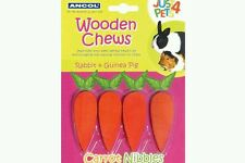 Wooden chews. Rabbit and guinea pig nibbles