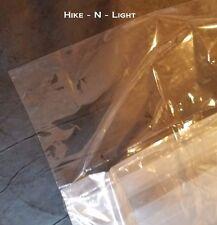 5 X 7 ft. Polycryo Ground Cloth Sheet Tarp lighter than UV-protected SOFT Tyvek