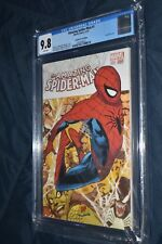 Amazing Spider-Man #1 CGC 9.8 Dynamic Forces Variant 2015 limited to 3000 copies