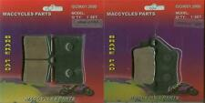 KTM Disc Brake Pads SMC660 2003-2004 Front & Rear (2 sets)