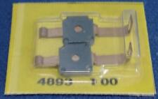 FALLER HO SCALE SLOT CAR RACING CHASSIS PARTS 2 SELENIUM PICKUP SHOES - OEM
