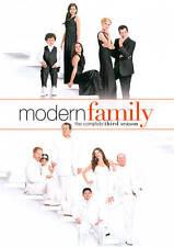 Modern Family: The Complete Third Season (Blu-ray Disc, 2012, 3-Disc Set)